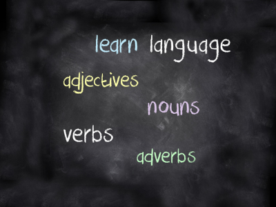 Aurora English curriculum in grammar Level two