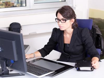 Modern executive secretarial
