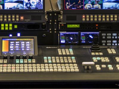 TV directing